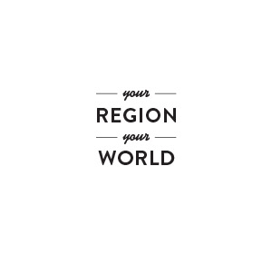 <span>Your Region Your World</span><i>→</i>