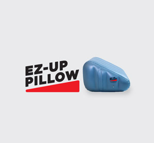 <span>EZ UP PILLOW</span><i>→</i>